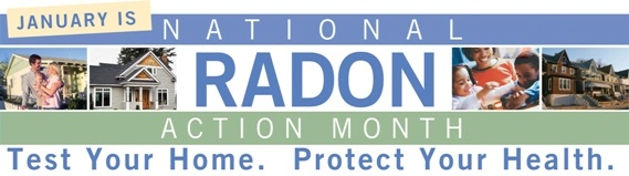 radon Action Month Web header