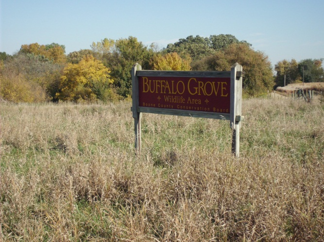 Buffalo Grove Sign
