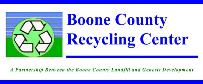 Boone County Recycling Center Logo