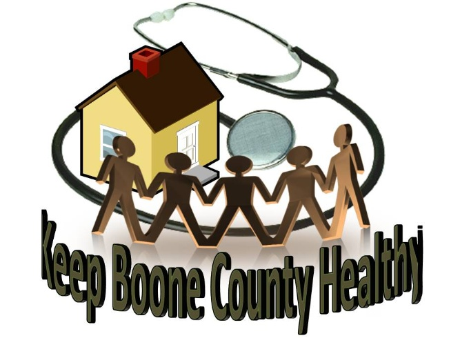 Keep Boone County Healthy Logo